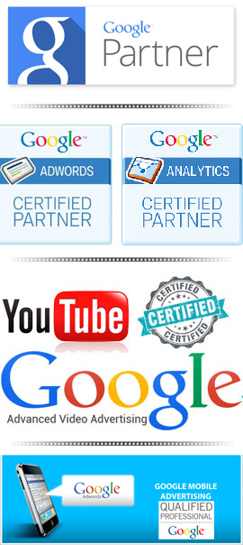 Google Certifications  Eric LeRiche>